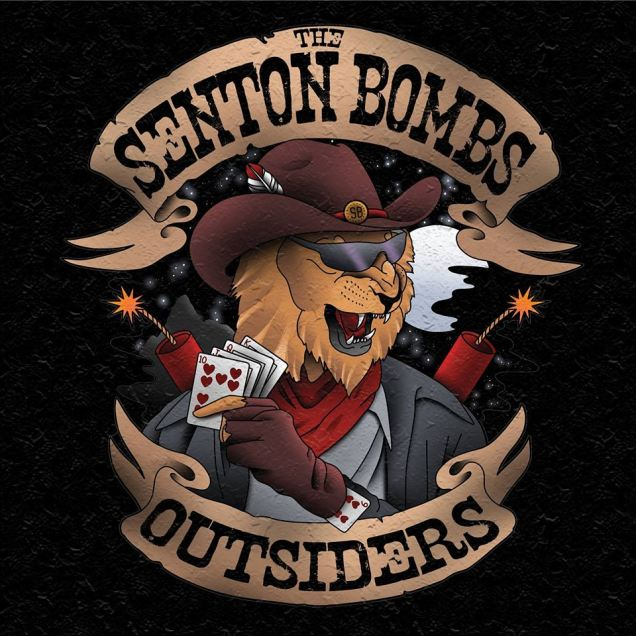 The Senton Bombs - Outsiders (https://www.sentonbombs.com/)
